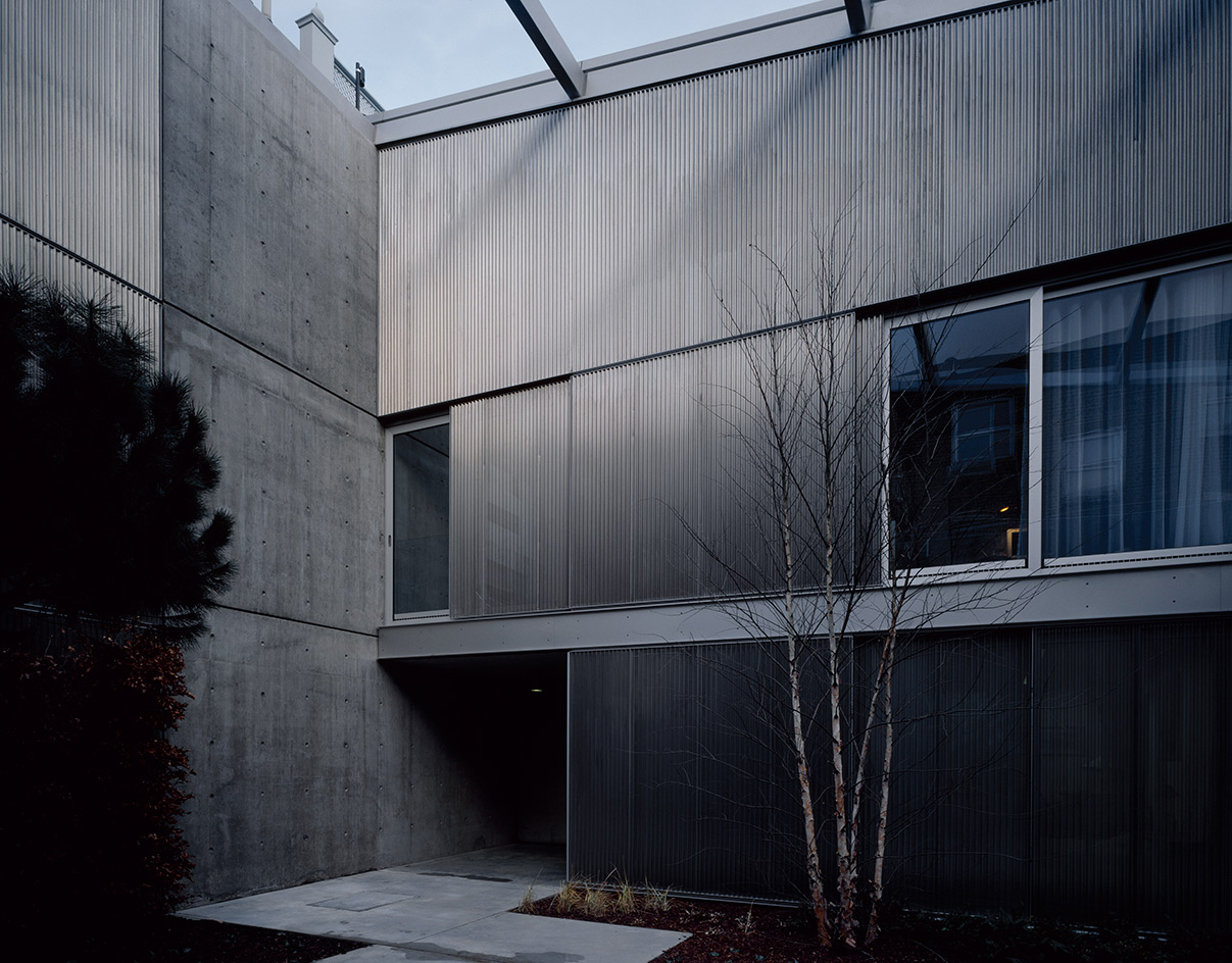 Inside the courtyards of Gianni Botsfords London townhouse