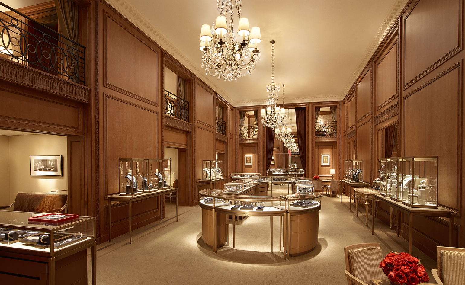 Cartier Reopens Its Fifth Avenue Store Wallpaper