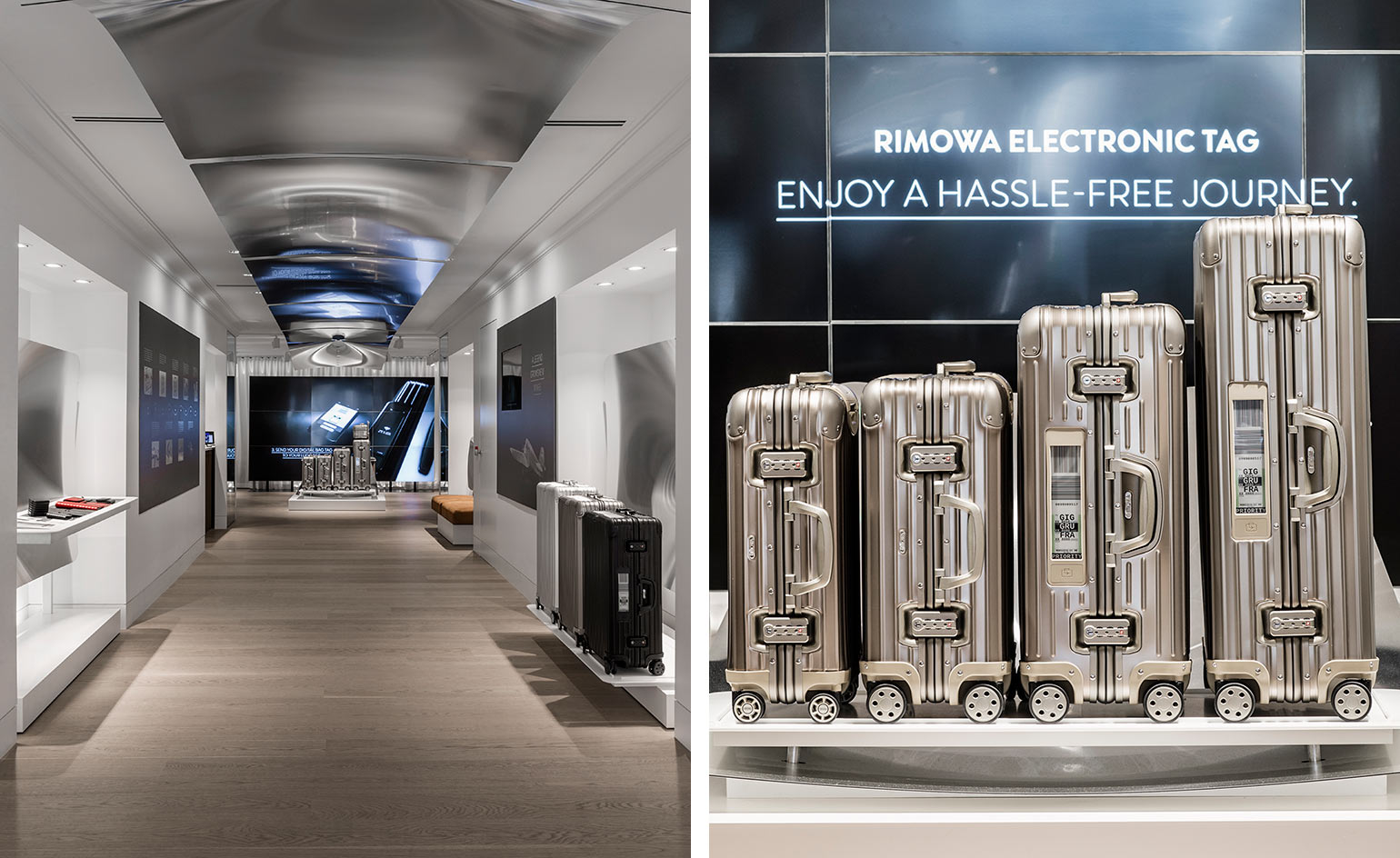 Rimowa Opens First Ever Concept Store