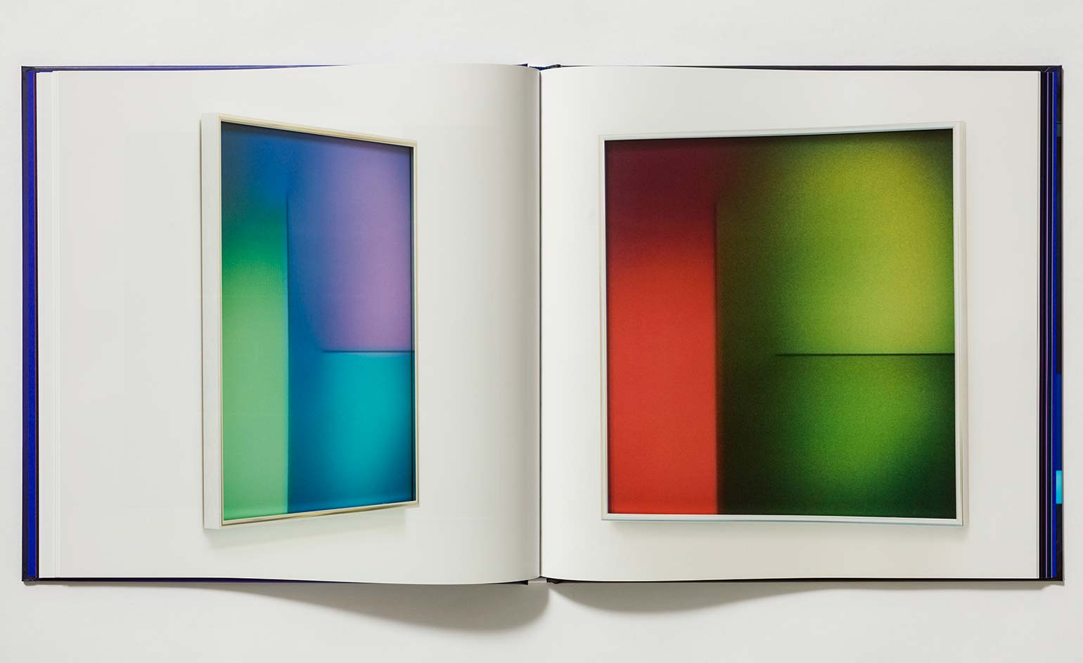 Brian Eno Makes Visual Music In His  U0026 39 Light Works U0026 39  Book And