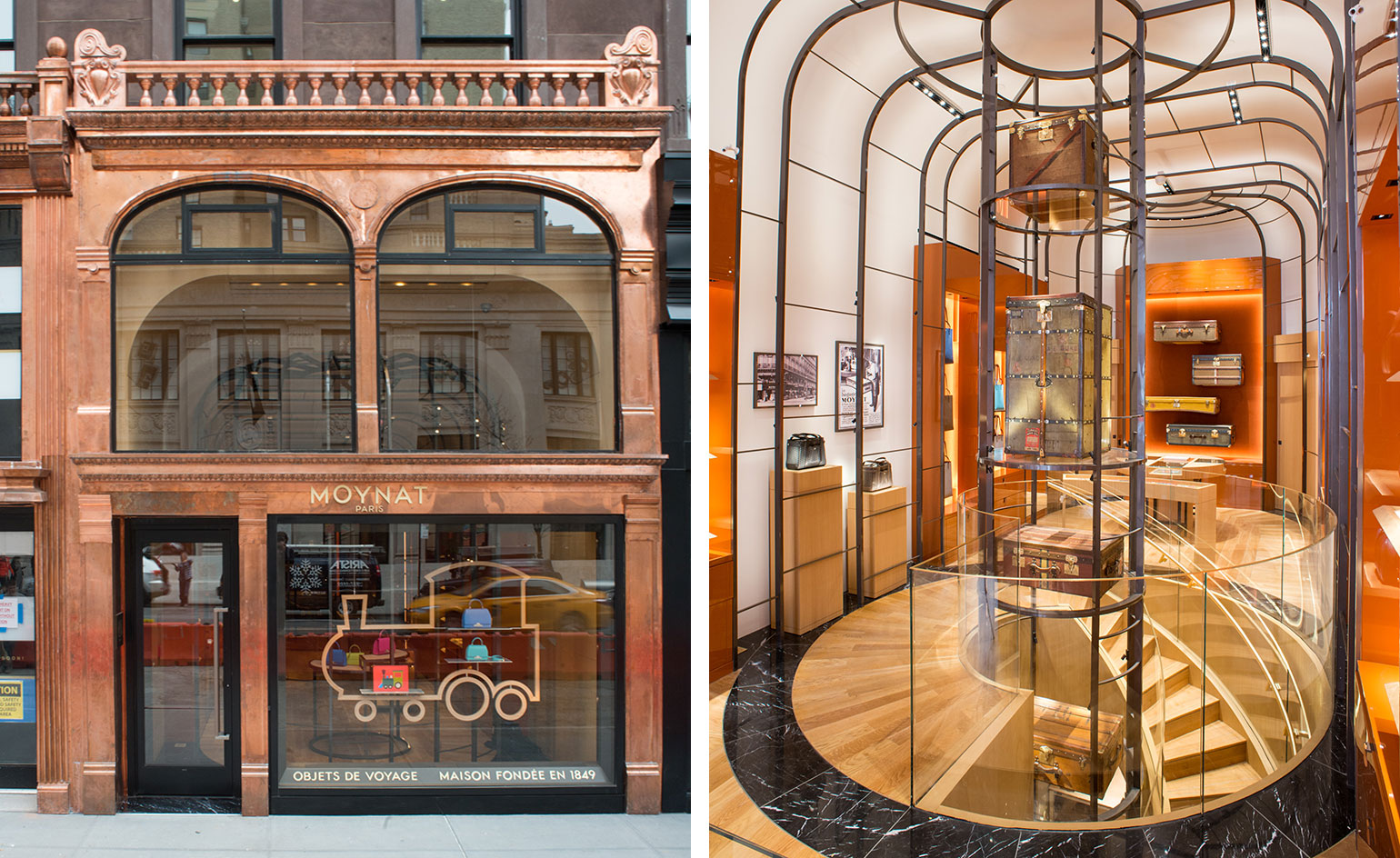 French accessories brand Moyat open a New York store ...