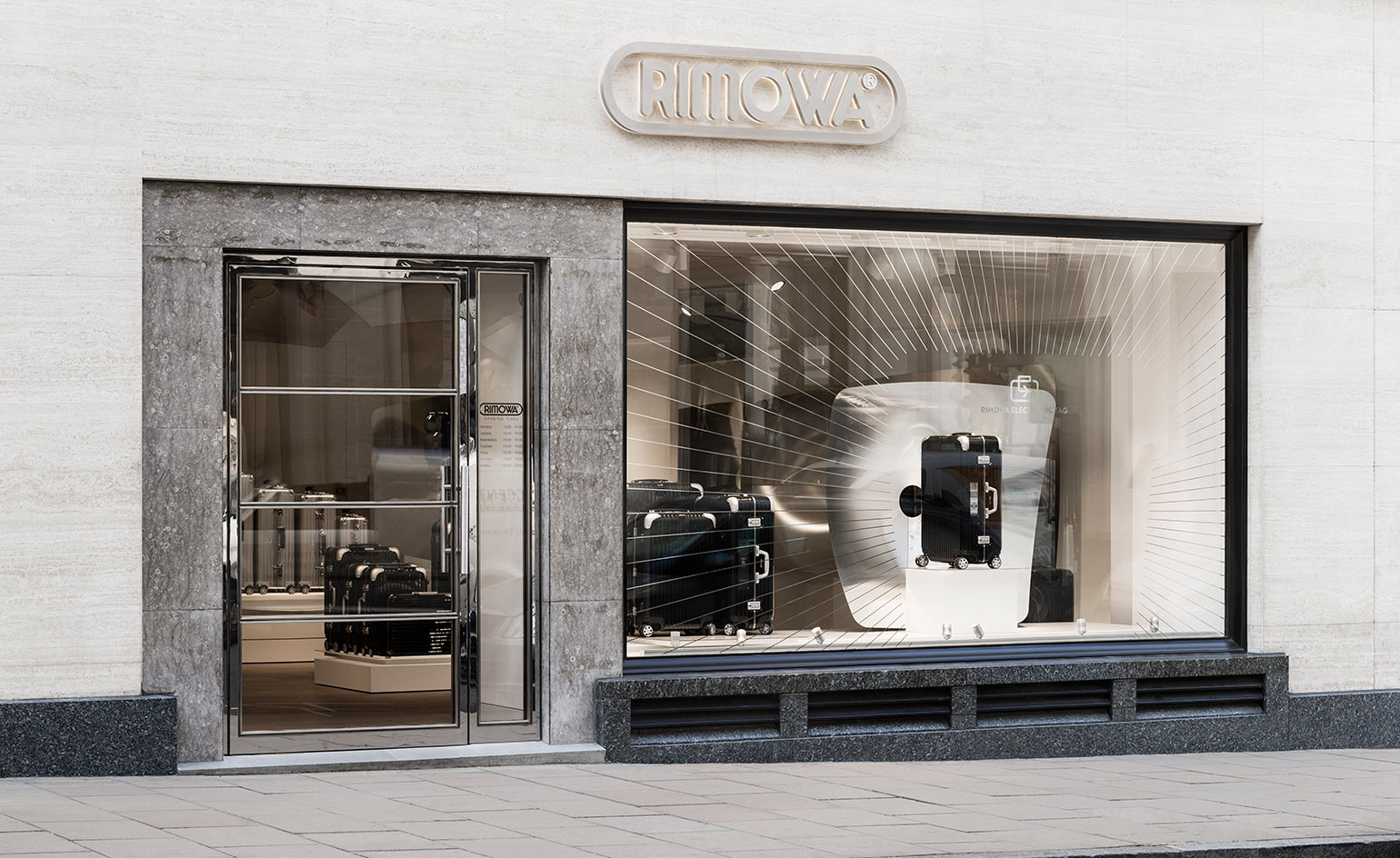 Rimowa Opens First Ever Concept Store forecast