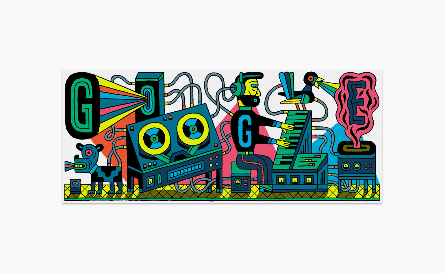 top top 24 google doodles of all time | wallpaper*