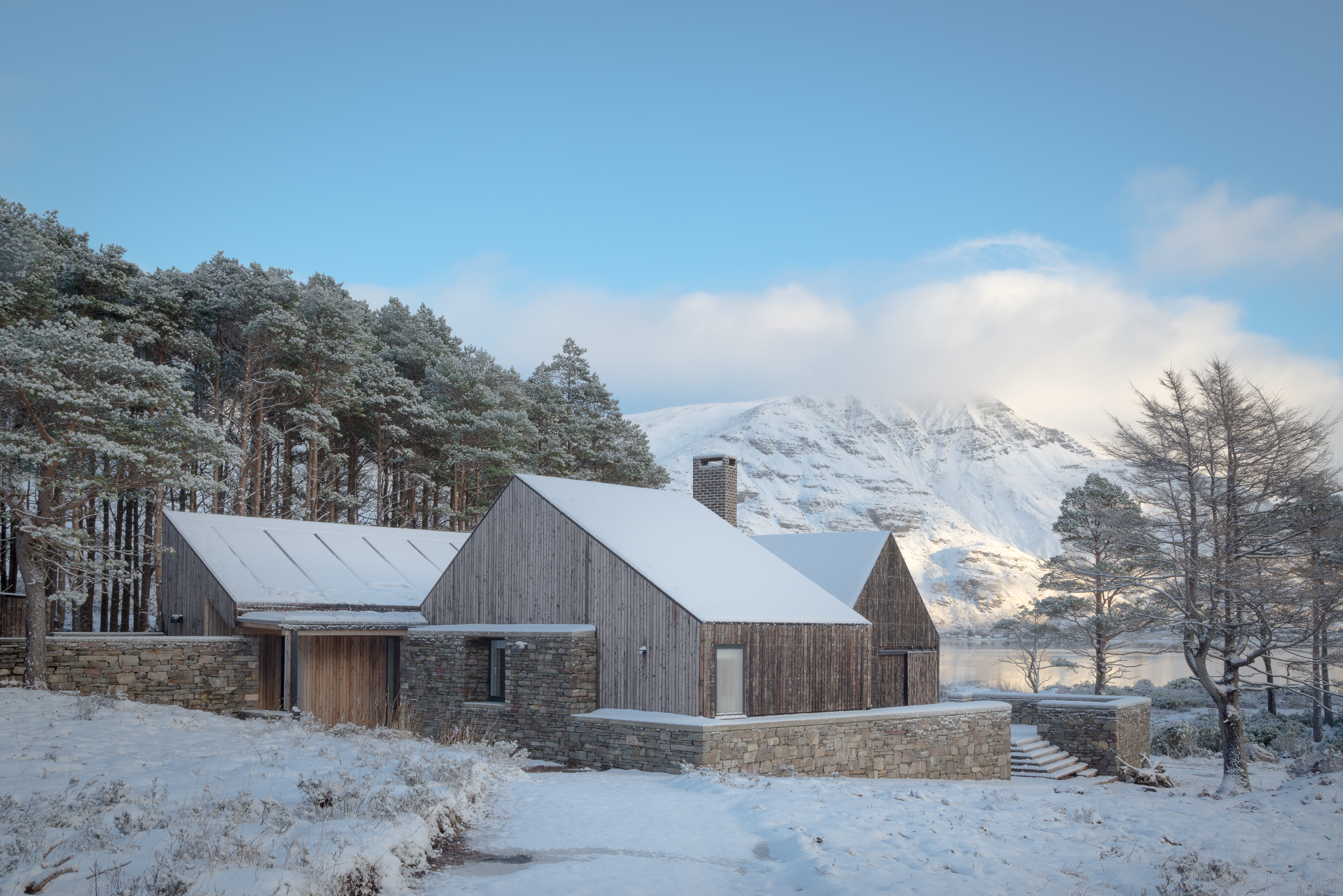 Lochside House joins 2018 RIBA House of the Year shortlist ...