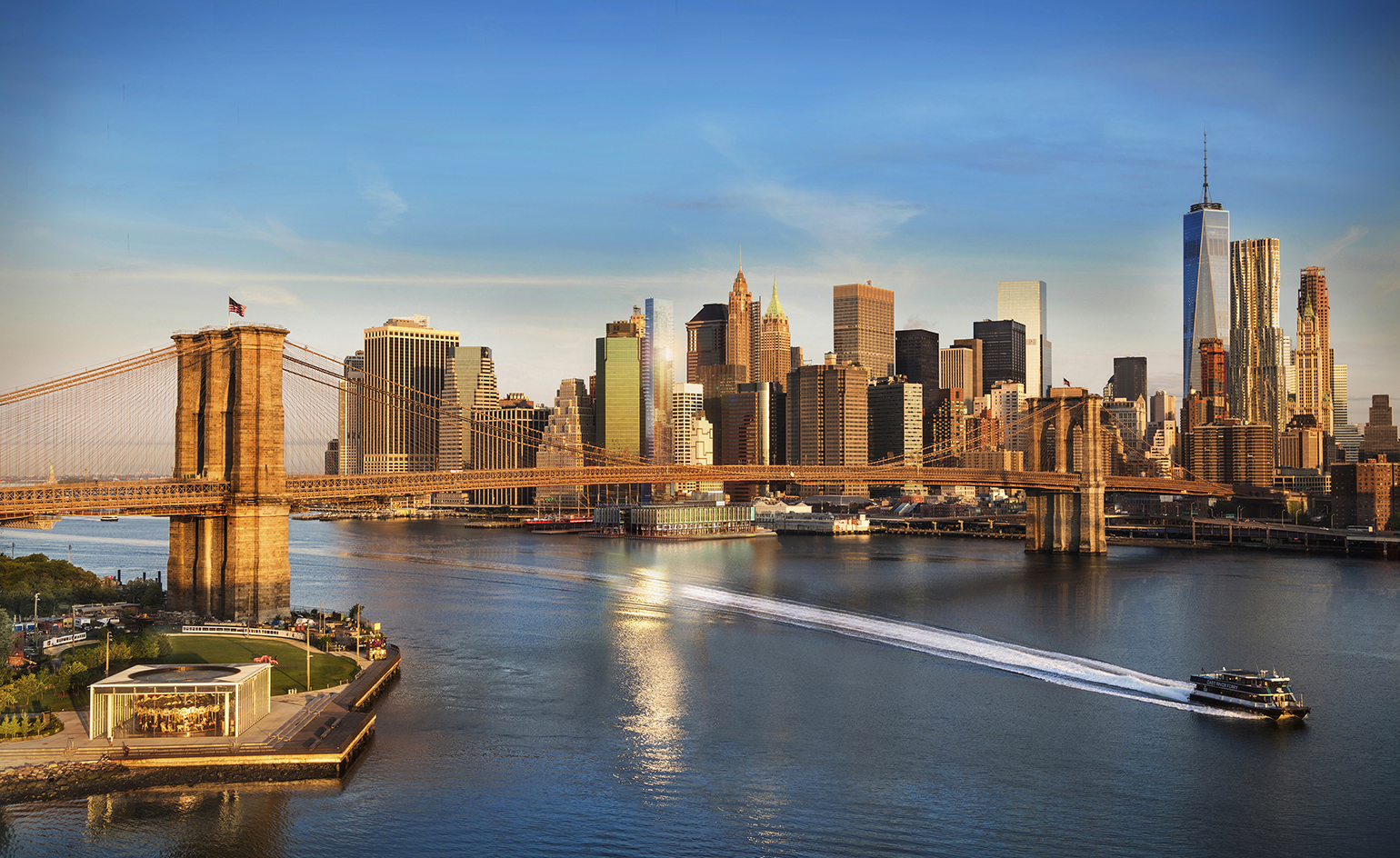 Goldstein hill west architects reveal 1 seaport design for Top residential architects nyc