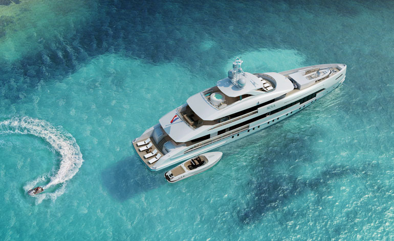 Monaco Yacht Show 2015 The Best Of The Boats Wallpaper Magazine Wallpaper Magazine