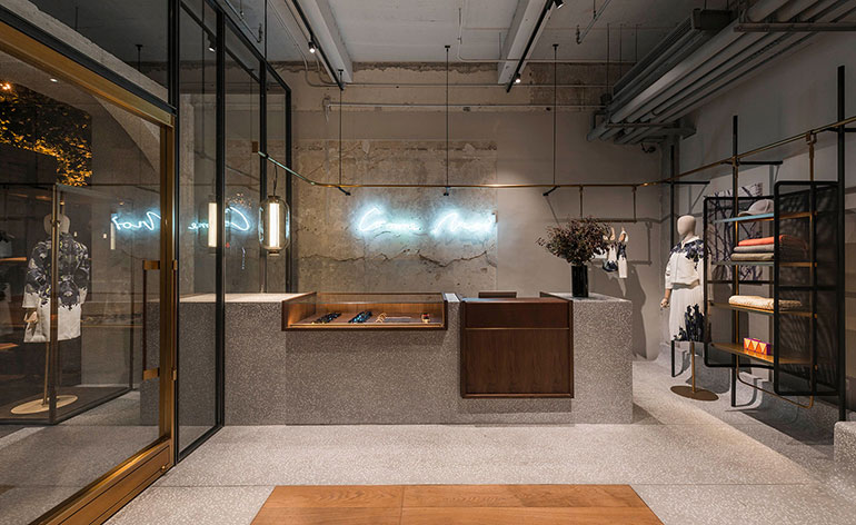 Comme Moi Launches Neri Amp Hu Designed Store In Shanghai