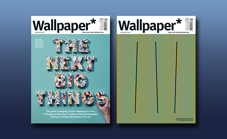 Inside The January 2016 Issue Of Wallpaper