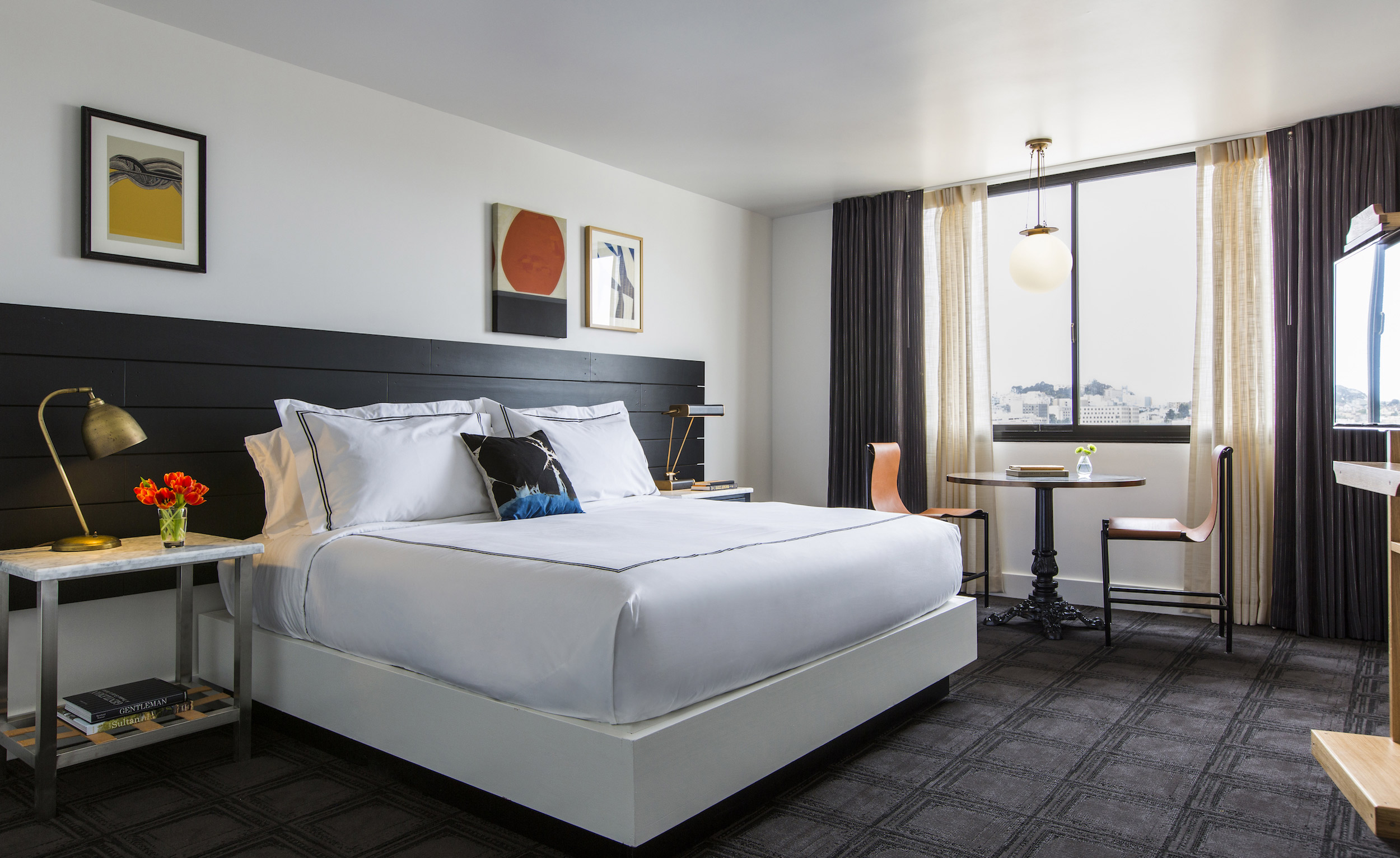 Cool Boutique Hotels San Francisco