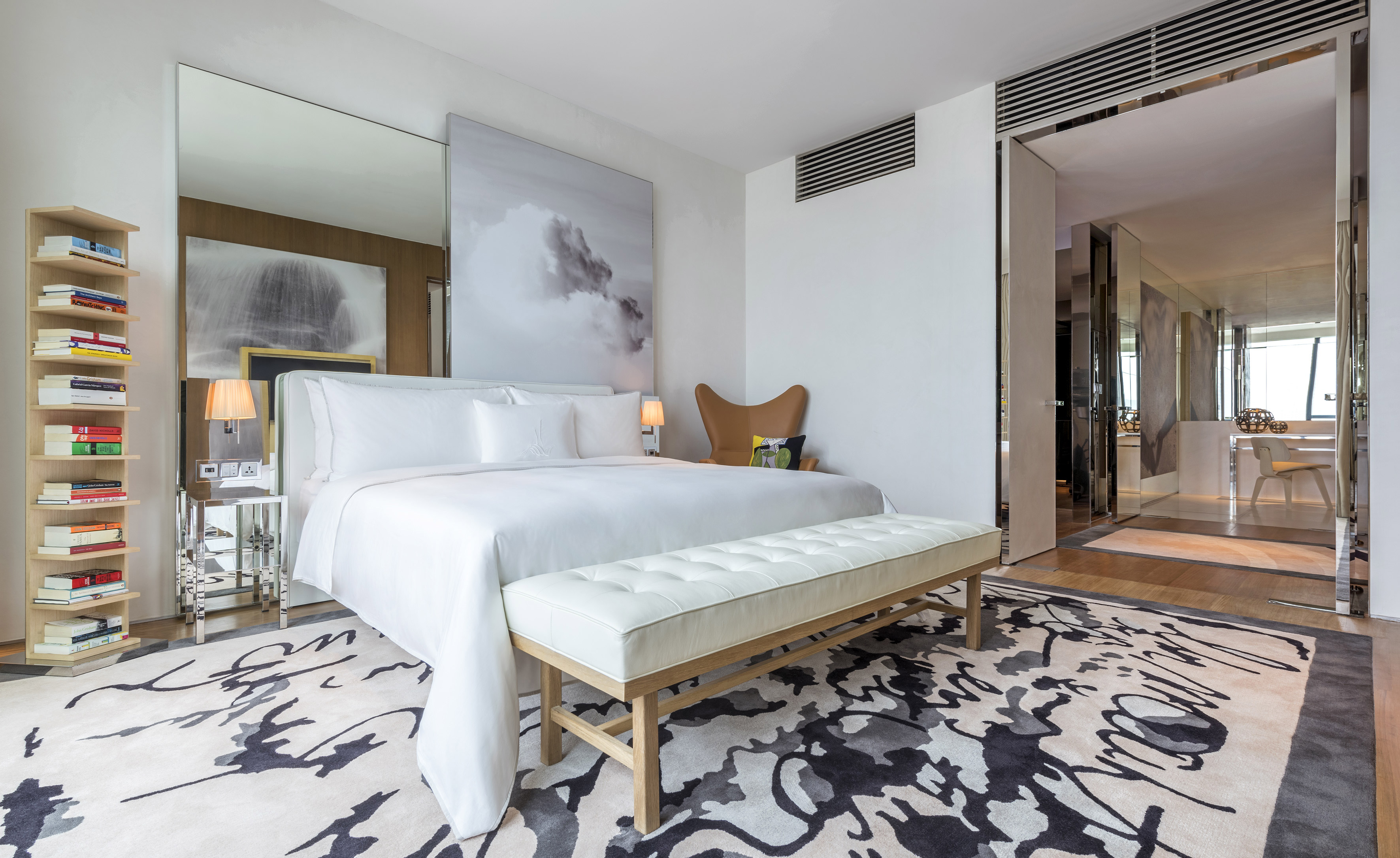 The south beach wallpaper for Design hotel singapore