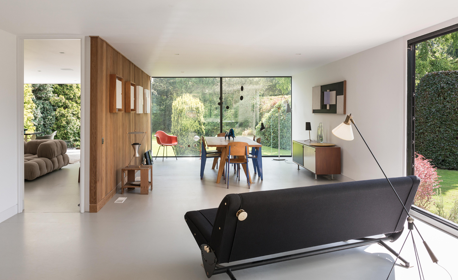 modern modernist homes architecture britain styles finest contemporary interior interiors