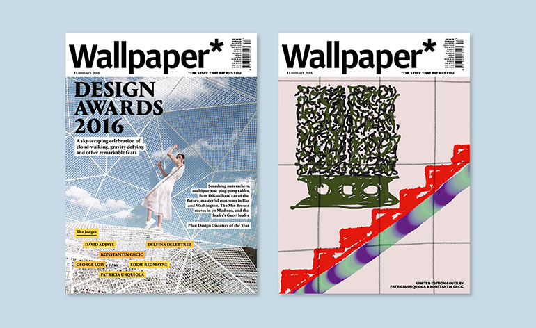 And The Winners Are... Introducing The Design Awards 2016 Issue