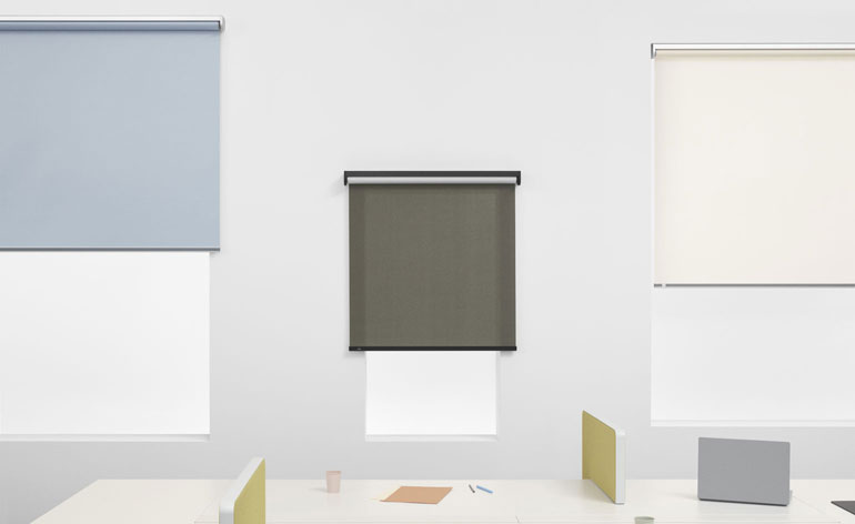 Ronan And Erwan Bouroullec And Kvadrat's Roller Blinds