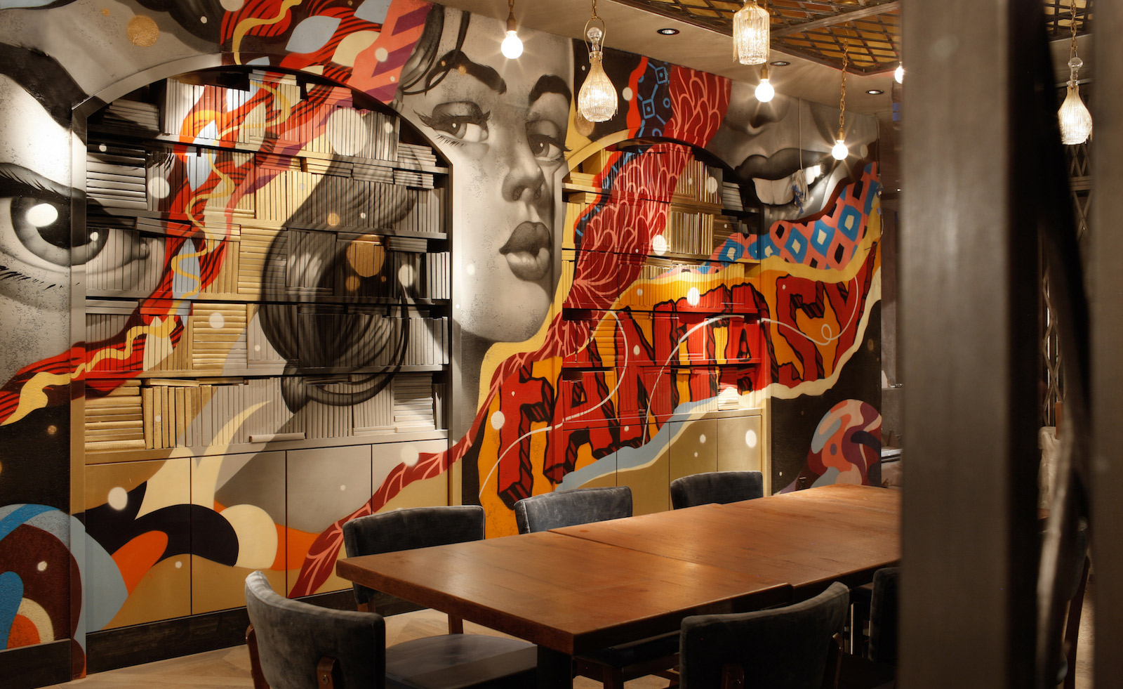 Vandal Restaurant Review New York Usa Wallpaper