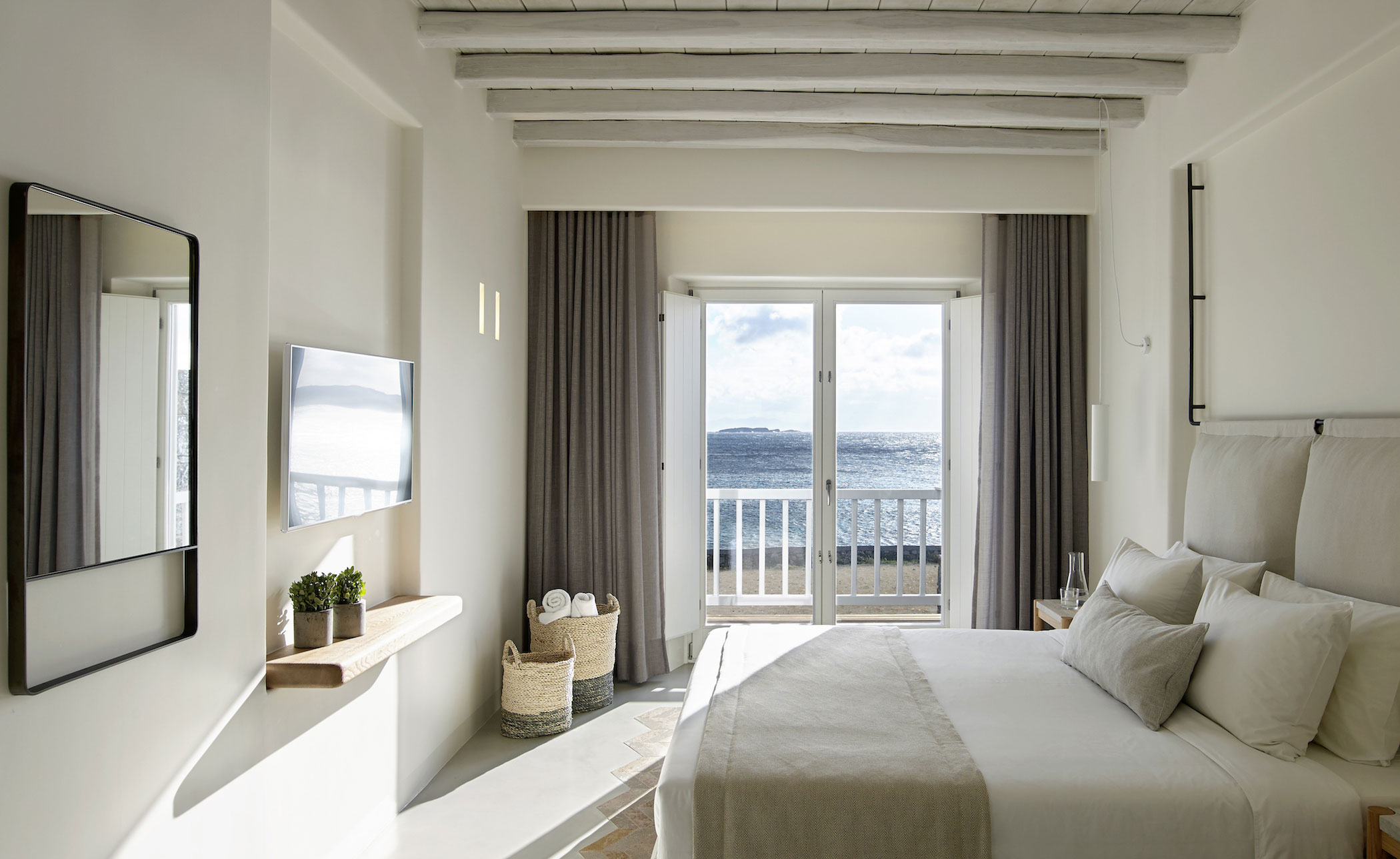 Bill And Coo Coast Suites Hotel Review Mykonos Greece