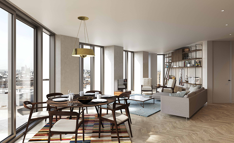 CBRE International Residential Projects | Hexagon Apartments ...