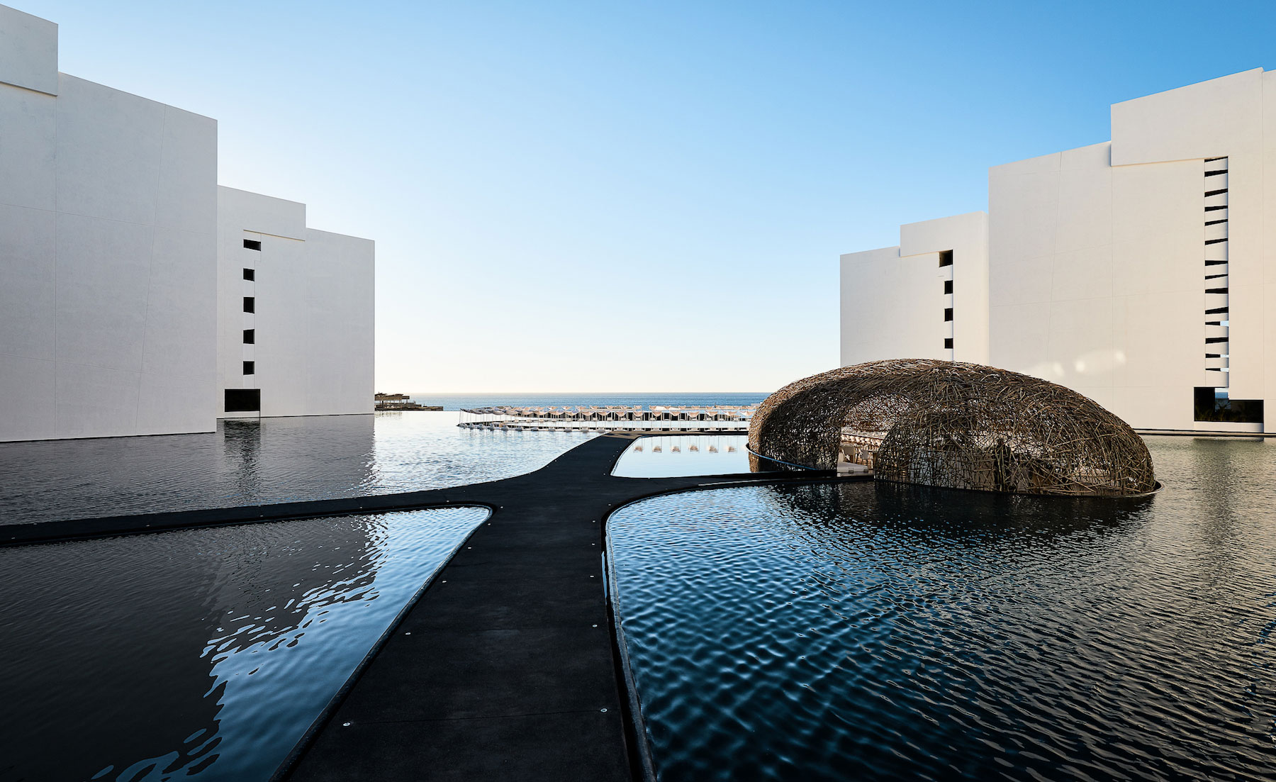 mar adentro hotel and residences wallpaper