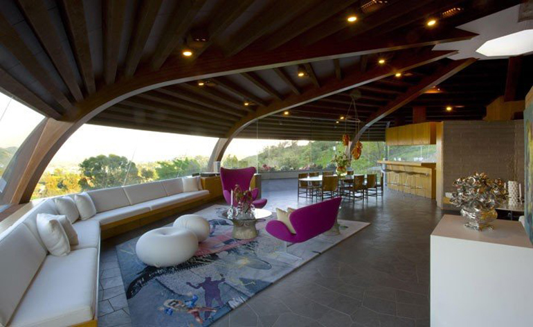 John Lautner S Most Iconic Southern California Houses