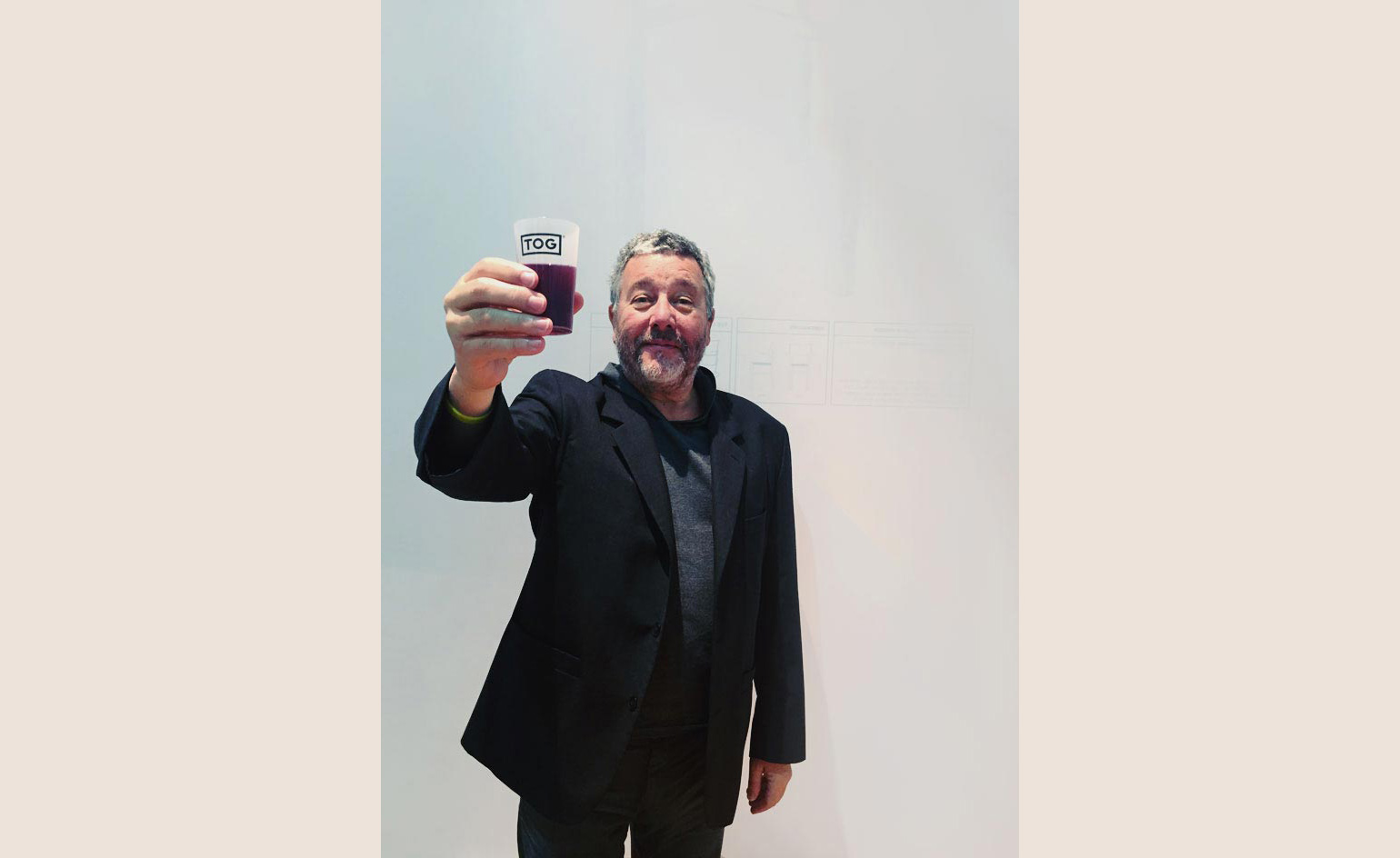 few designers are as prolific as philippe starck at this yearus salone he presented five works for brazilian furniture brand tog