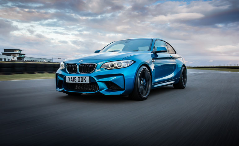Bmw S Newest M2 Coup 233 Is The Ultimate Sports Car Jewel
