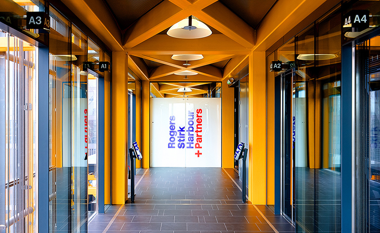 Rogers Stirk Harbour Partners Relocate To Leadenhall