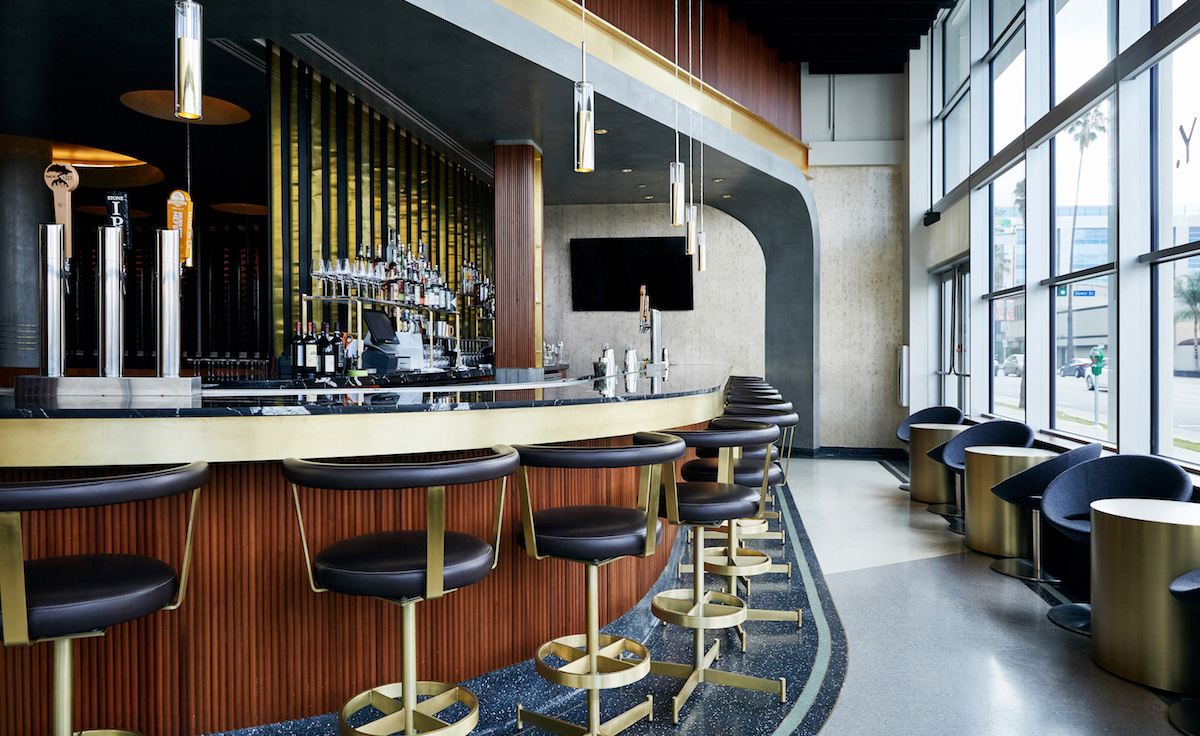 Paley Restaurant Review Los Angeles Usa Wallpaper