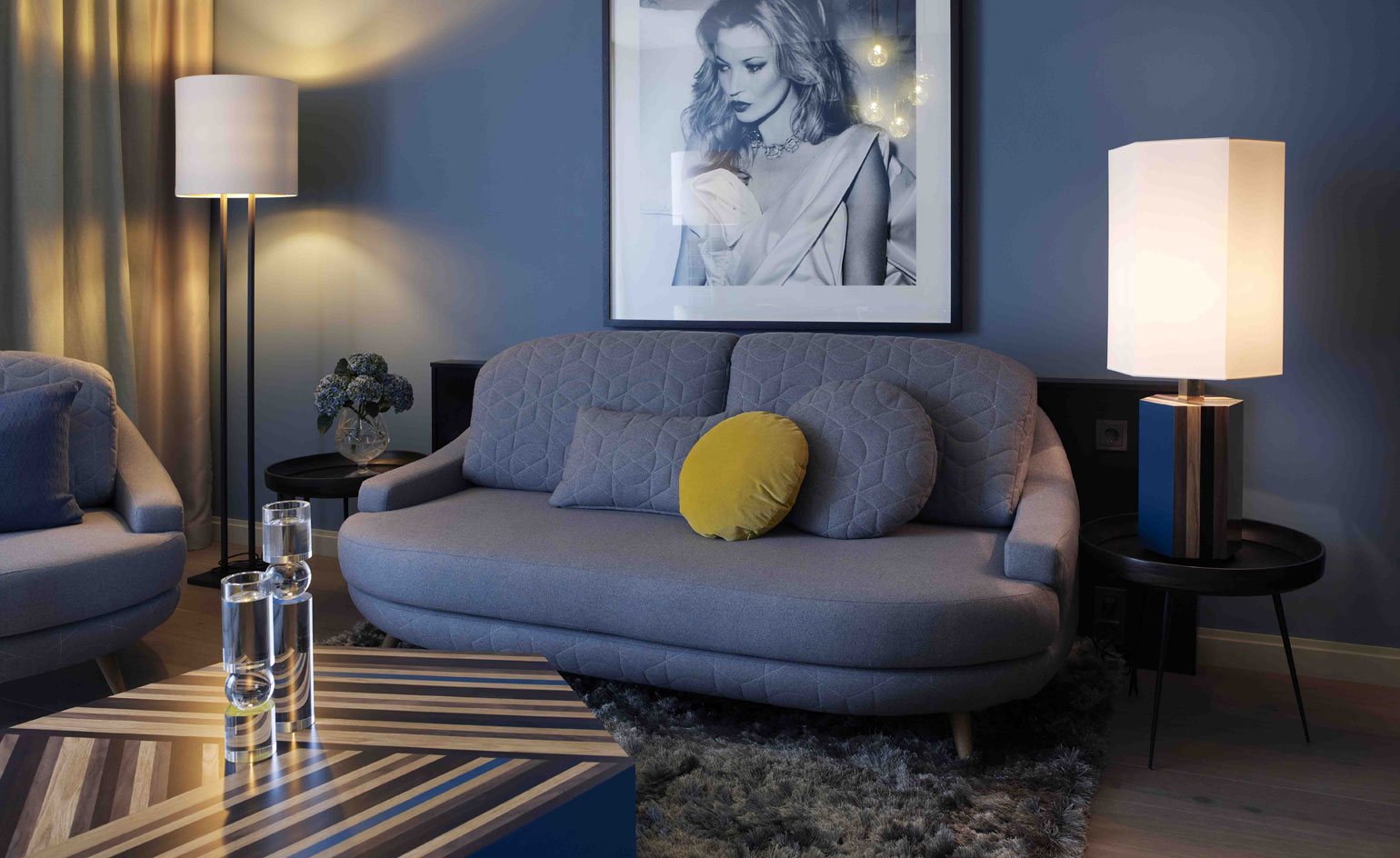 Suites at the thief hotel review oslo norway wallpaper for Design hotel oslo