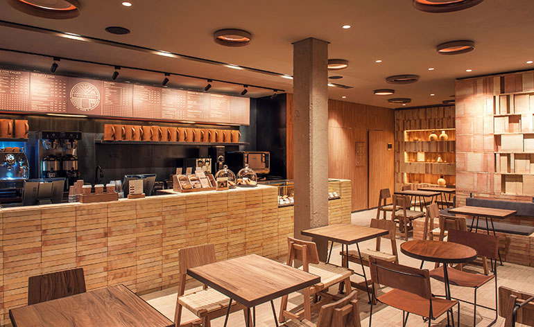 Esrawe S Coffeehouse Tierra Garat Opens In Mexico Wallpaper