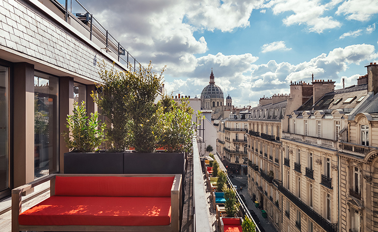 Kwerk is a new creative workspace in the centre of paris for Terrasse pronunciation