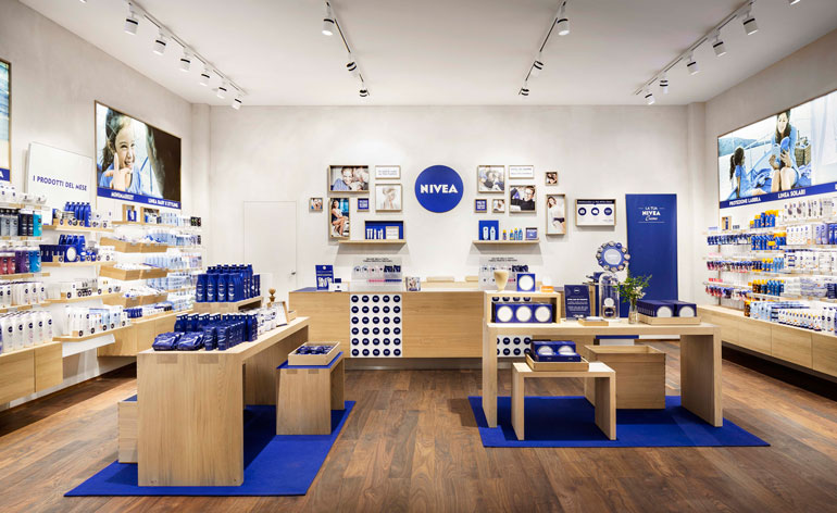 Natural surfaces: Matteo Thun designs a Nivea flagship near Rome | Lifestyle | Wallpaper* Magazine