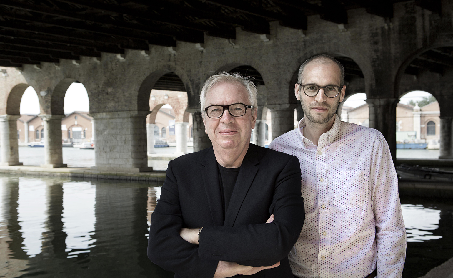 david chipperfield and simon kretz team up for rolex