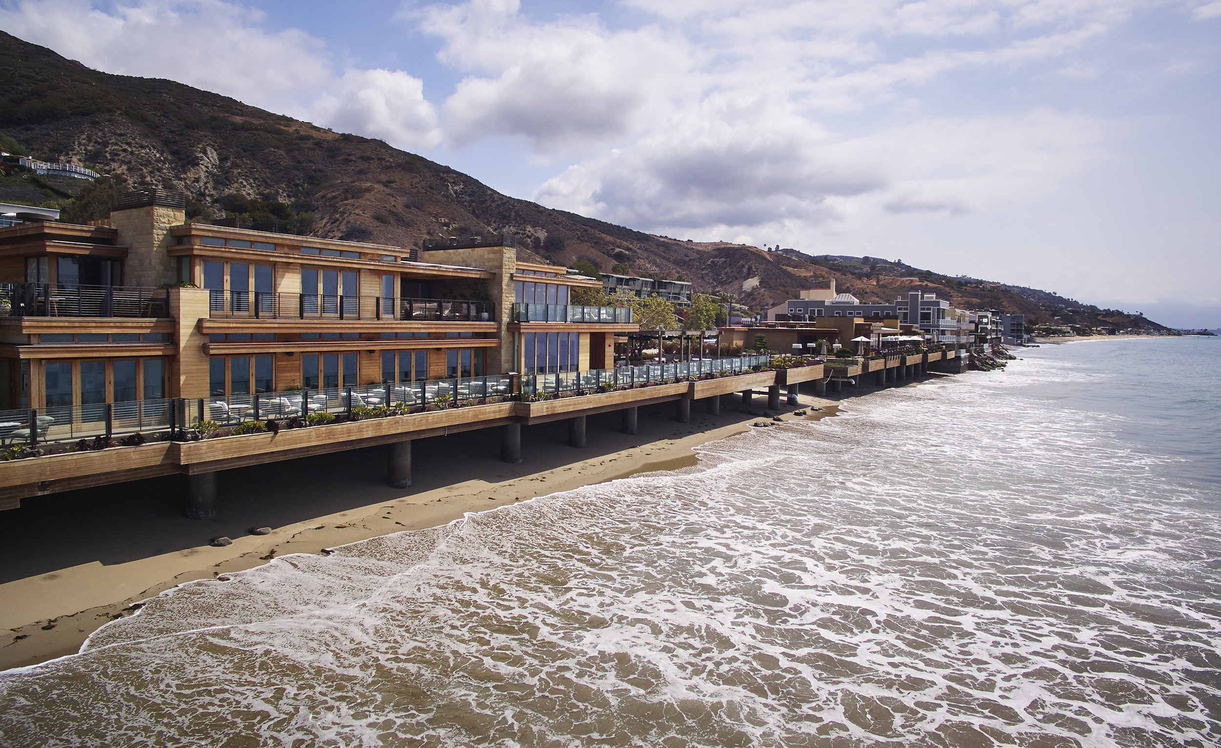 Little Beach House Malibu Restaurant Review Malibu Usa