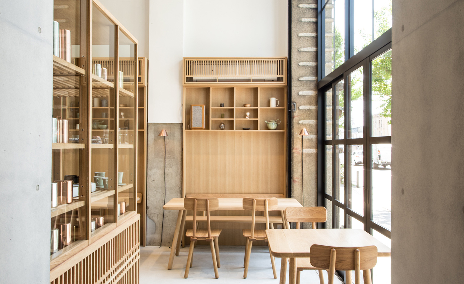Kaikado Cafe Restaurant Review Kyoto Japan Wallpaper - Architecture-design-in-kyoto-japan