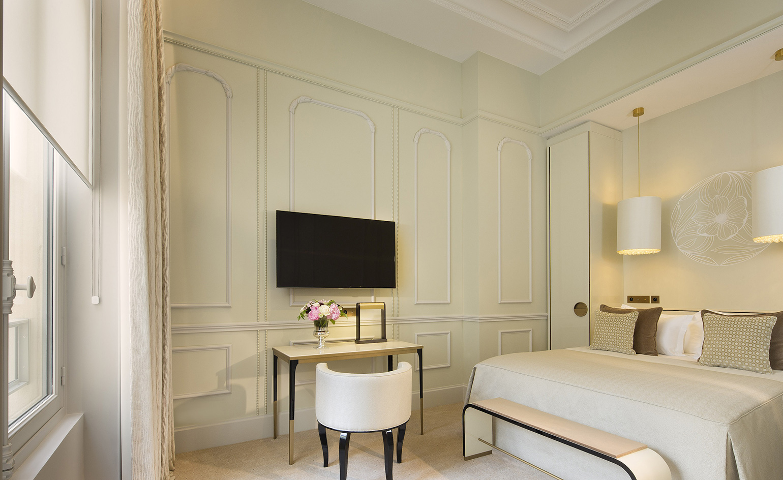 Le Narcisse Blanc Hotel Review Paris France Wallpaper