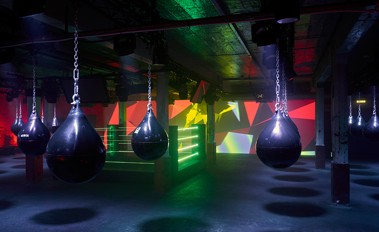 Nike unveils immersive London workout event Unlimited You ...