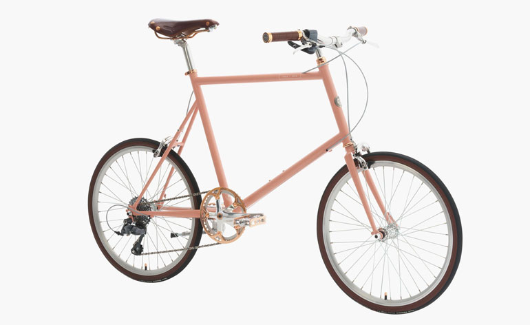 Brooks and Tokyobike team up on a limited edition cycle