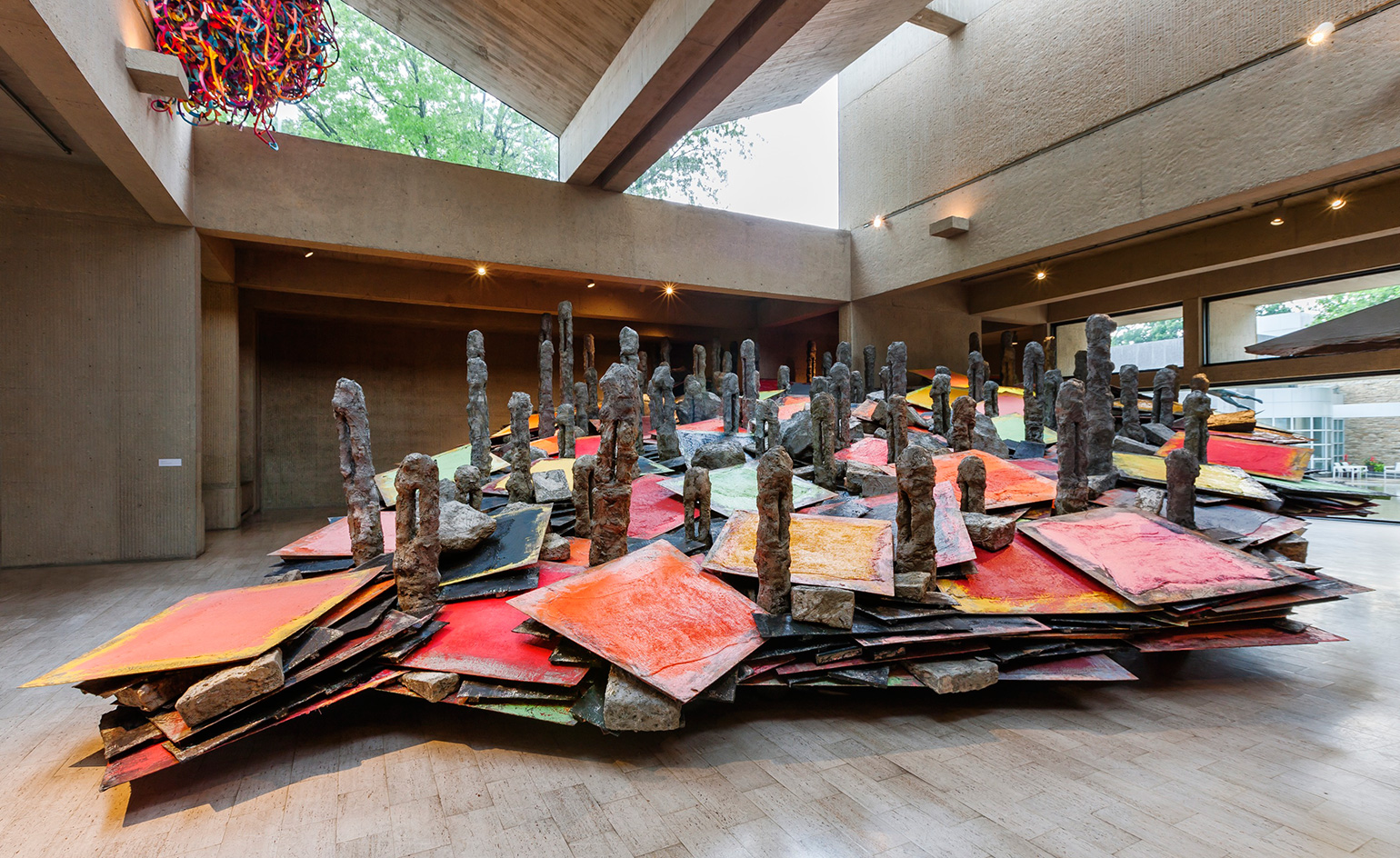 The inaugural hepworth sculpture prize lands in wakefield for Craft stores des moines