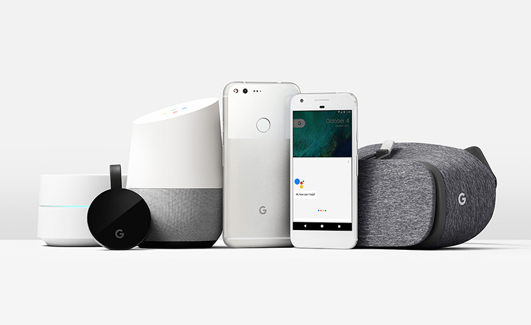 Google launches interconnected hardware products | Wallpaper*