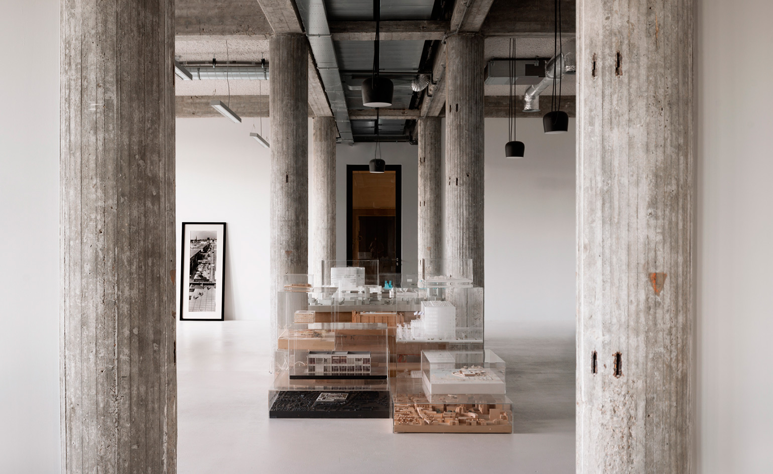 Office For Design And Architecture To Kaan Architectens New Rotterdam Office Wallpaper