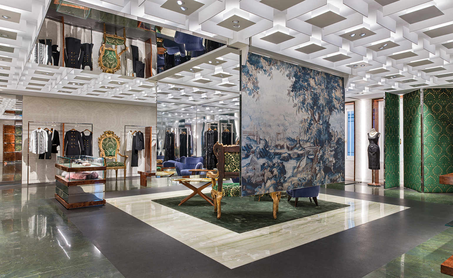 c4ed4e4d3019 Outside the box: Dolce & Gabbana's retail dream | Wallpaper*