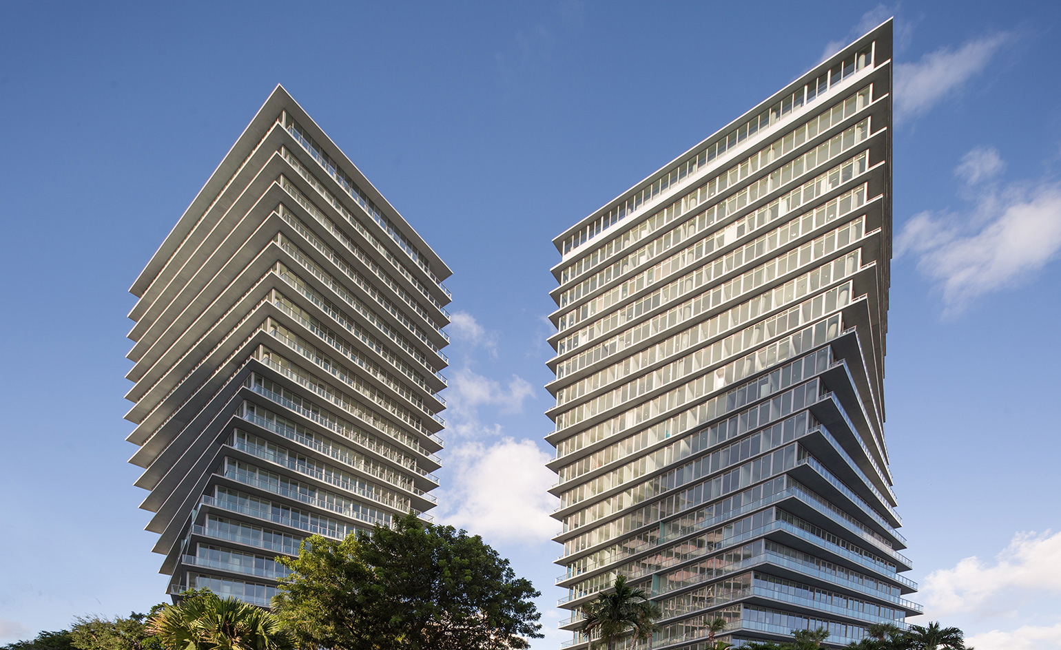 Bjarke Ingels Group Completes Grove Towers In Miami