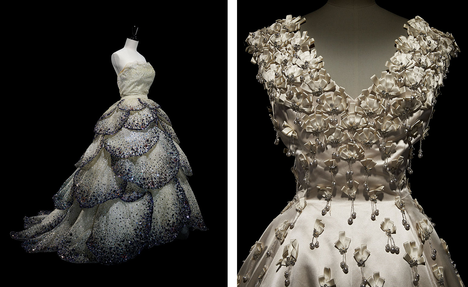 Christian Dior Haute Couture Dress