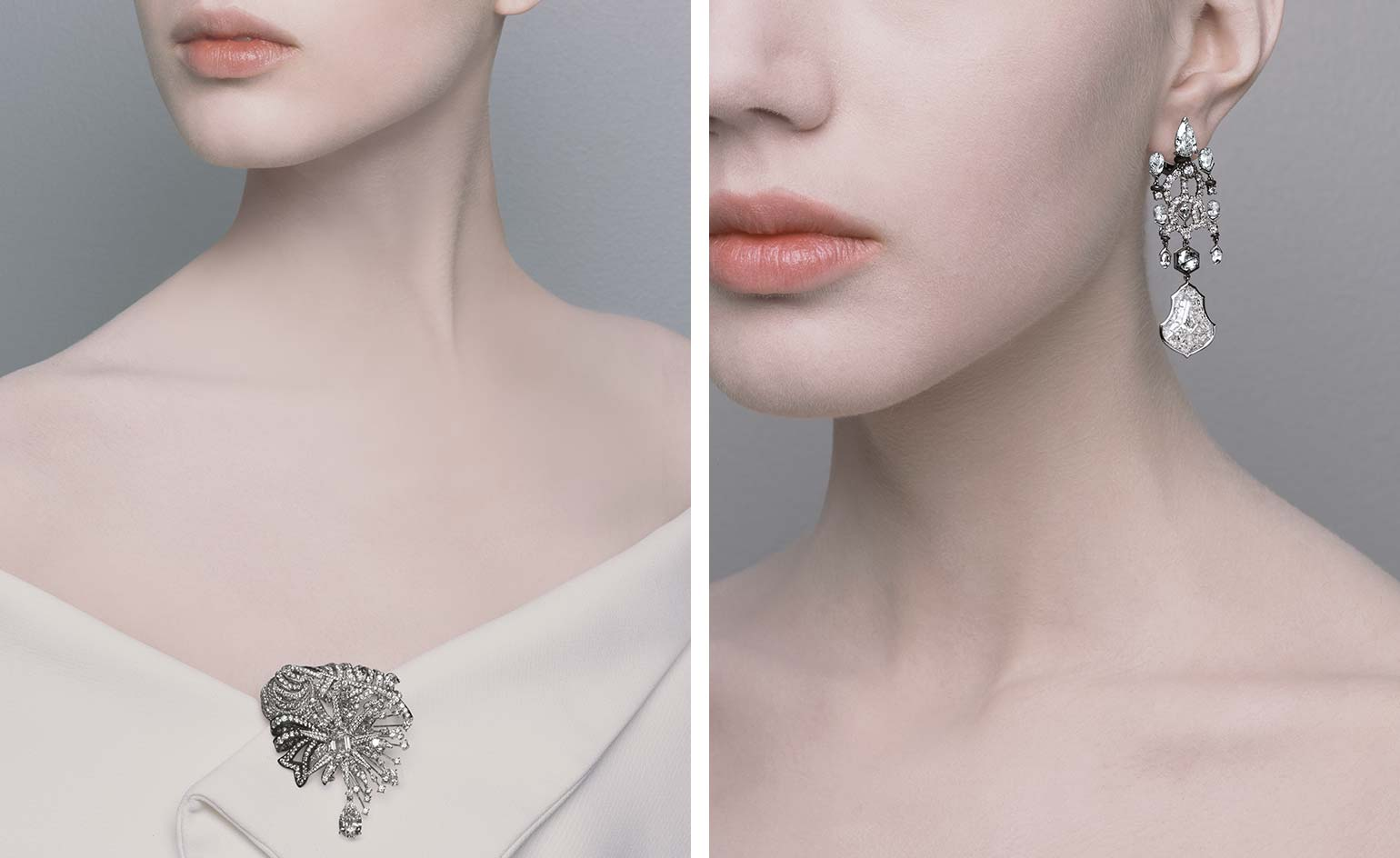 Feather motifs tickle the fancy at Dior high jewellery in ...