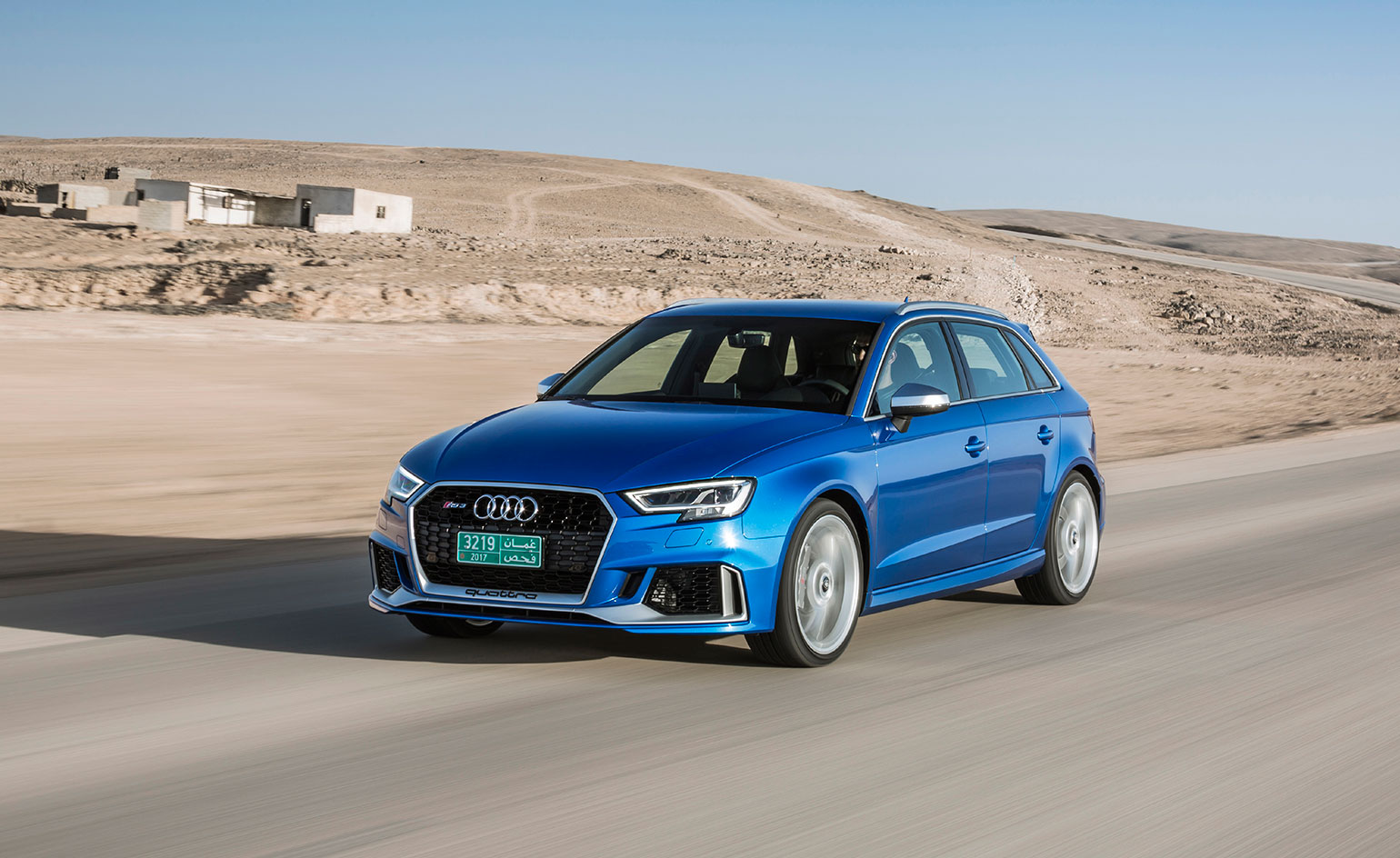 The Launch Of The New Audi Rs3 Wallpaper