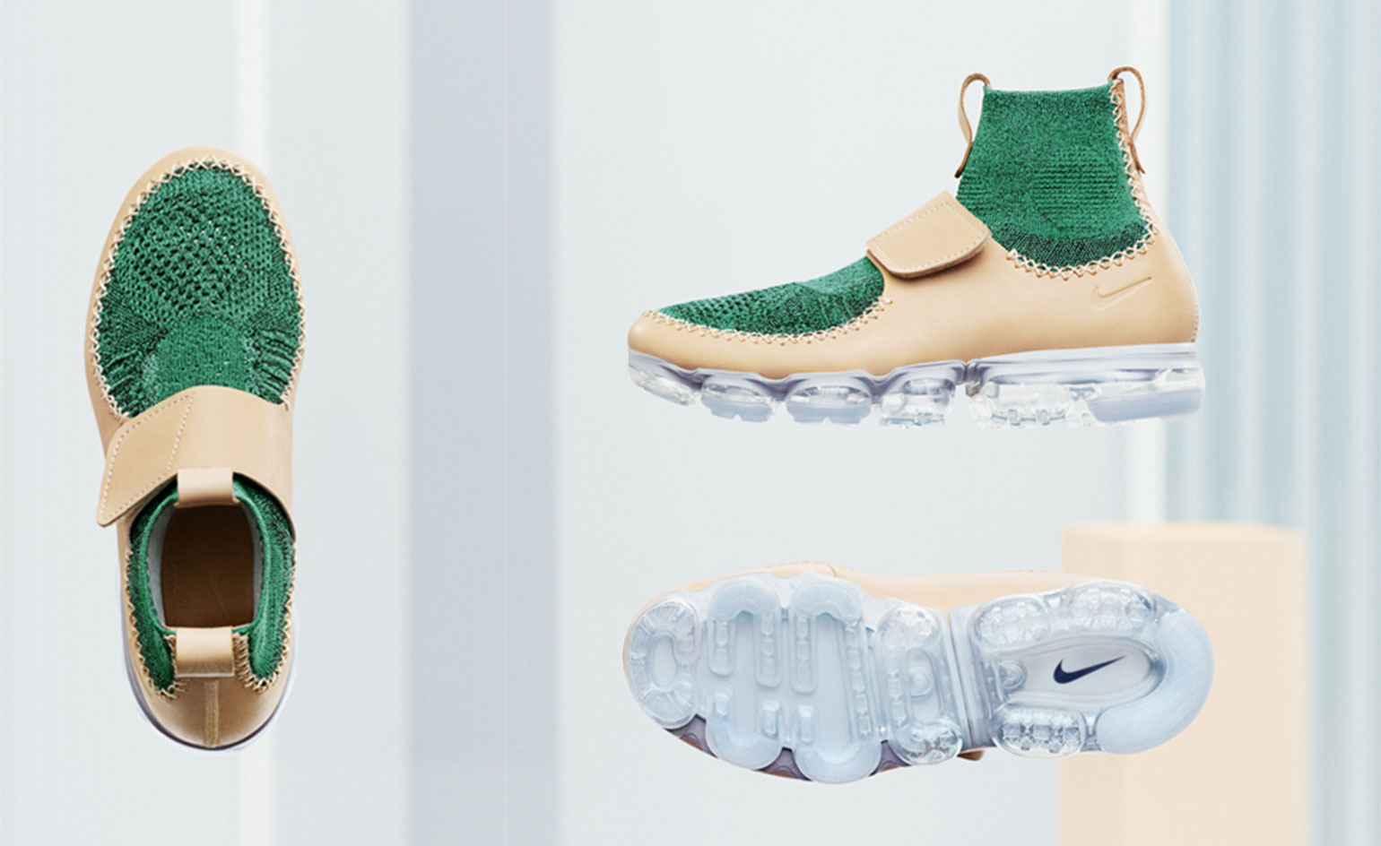 VaporMax by Marc Newson and Nike