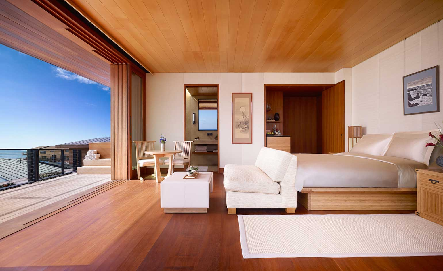 Nobu Ryokan Hotel Review Malibu Usa Wallpaper