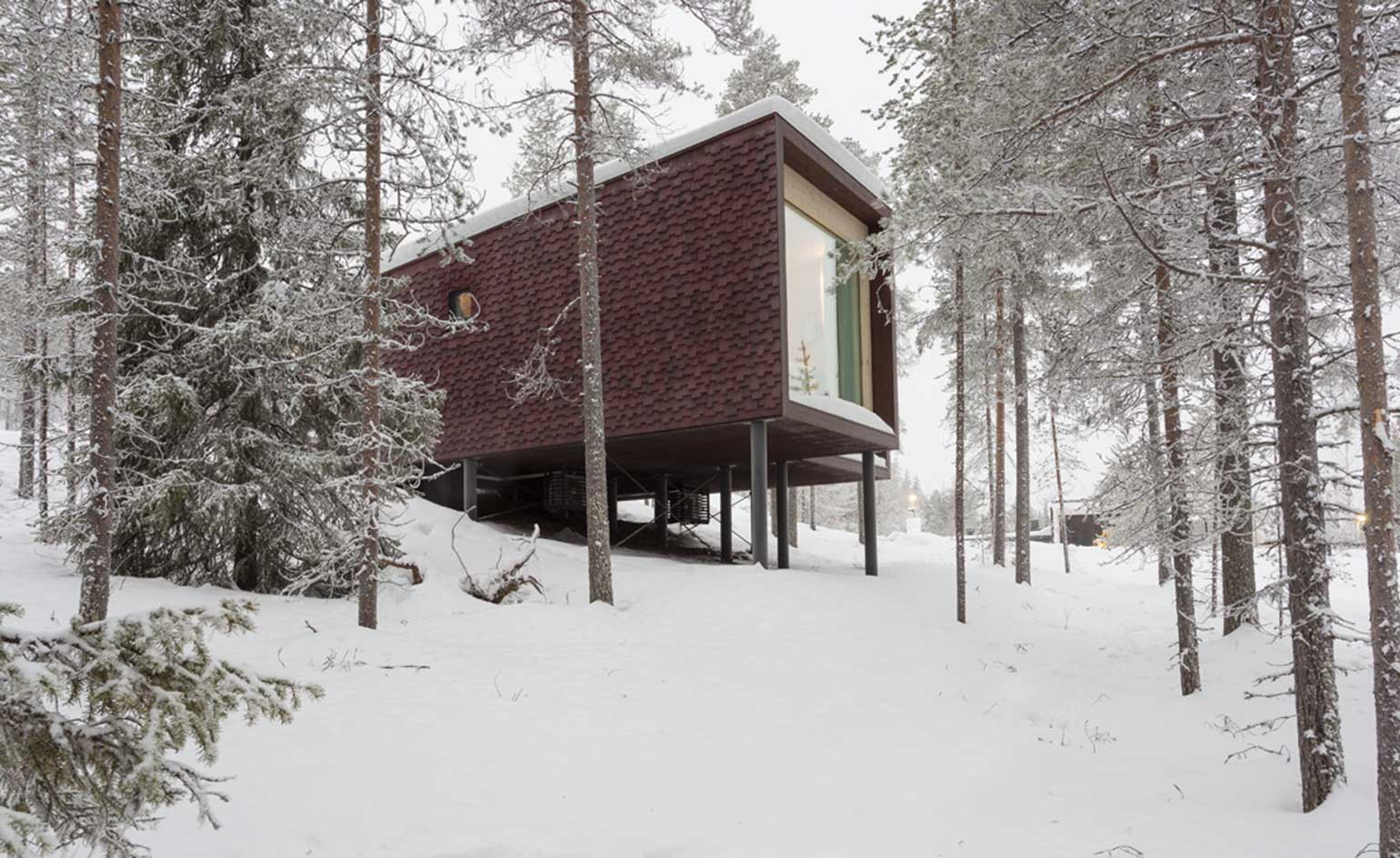 Arctic Treehouse Hotel Review Rovaniemi Finland