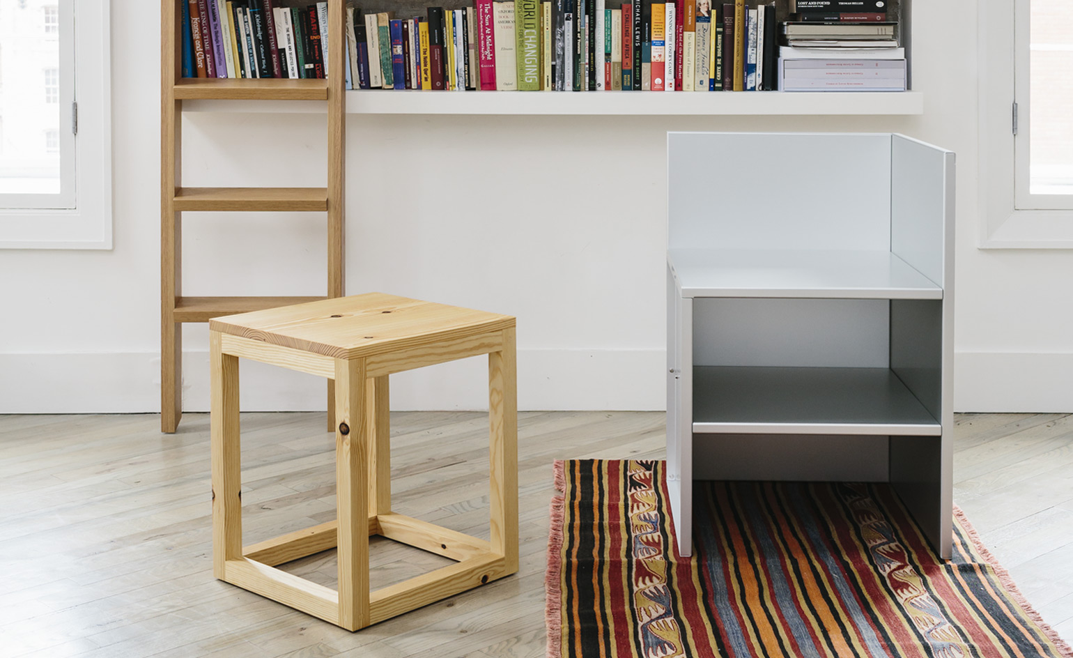 Two Iconic Donald Judd Pieces Of Furniture Go On Sale