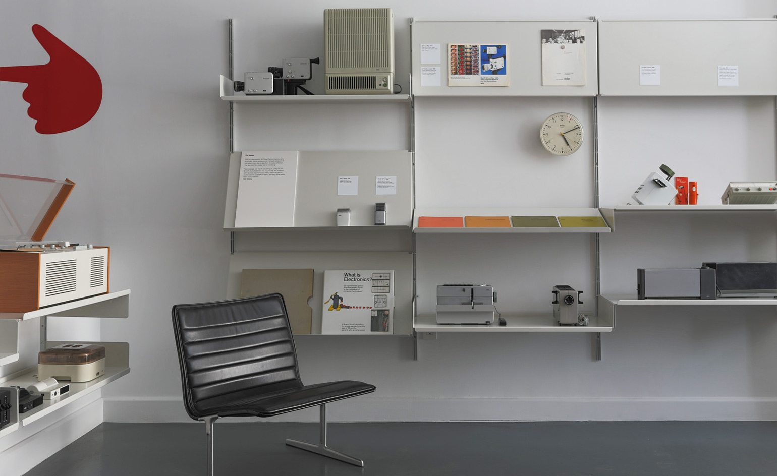Vits Acquires Private Collection Of Dieter Rams Designs