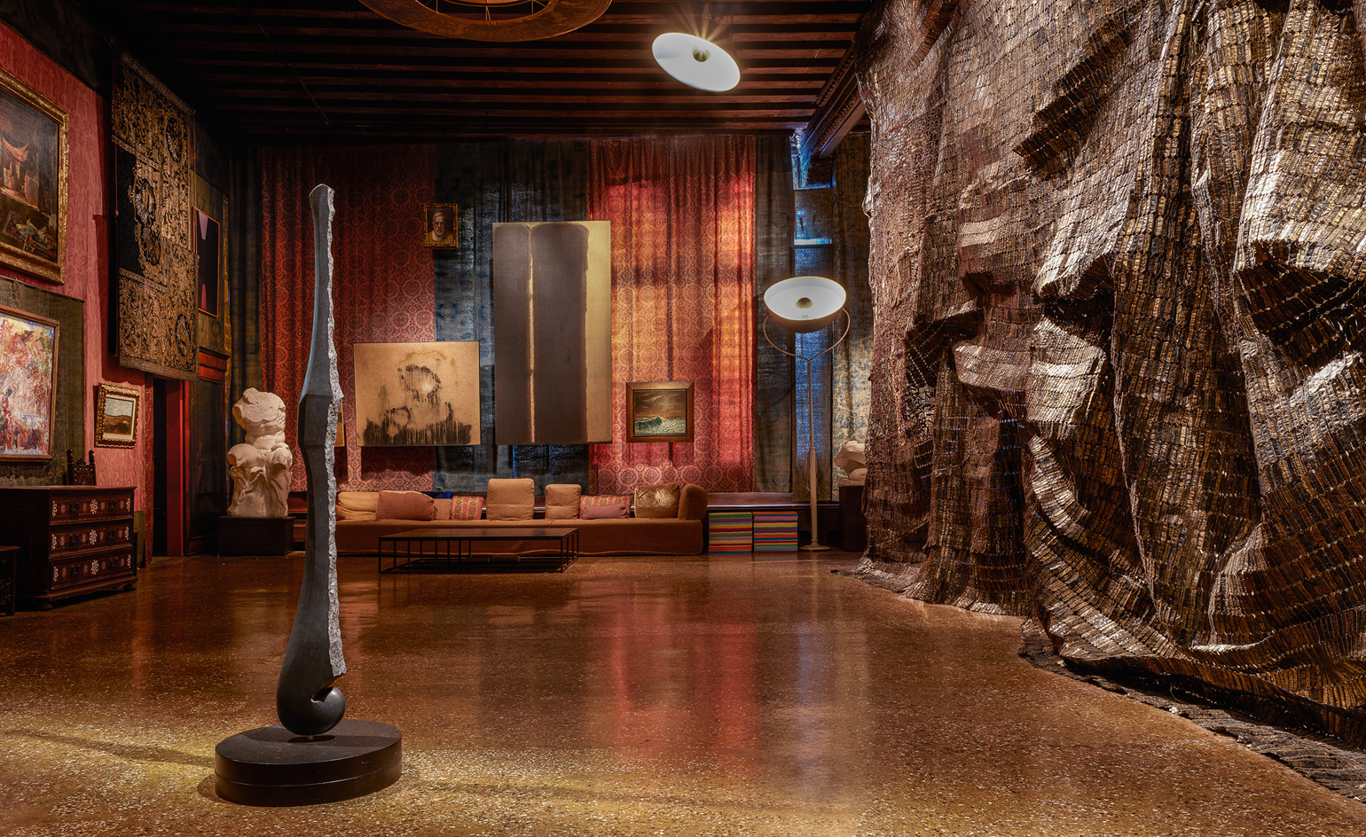 Spiritual as ever axel vervoordt reflects on his final exhibition spiritual as ever axel vervoordt reflects on his final exhibition at palazzo fortuny wallpaper sisterspd